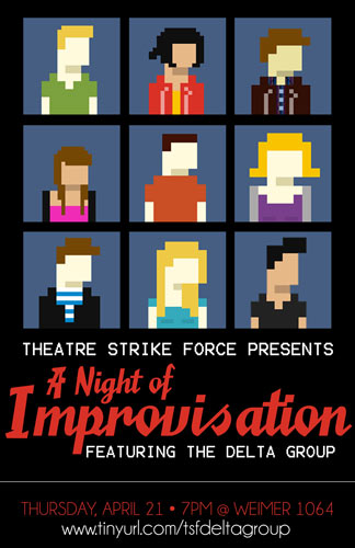 A Night of Improvisation (Featuring the Delta Group)