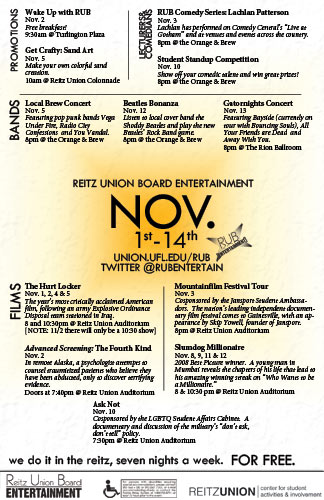 November Biweekly Flier