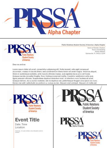 PRSSA Logo Redesign